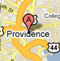 Map of Providence Office